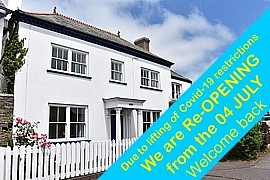 Charter House Georgeian holiday rental Devon