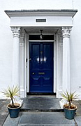 Front Door holiday rental in Hartland